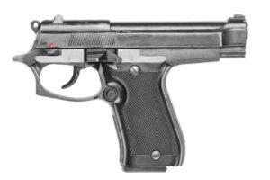 gun-shoots-self