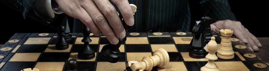 chess match ending