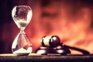 hourglass-gavel